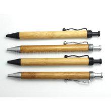Spezieller Biegeclip Bambusstift