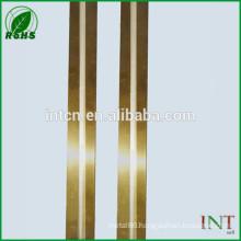 Electrical contact material agni onlay Cu strip