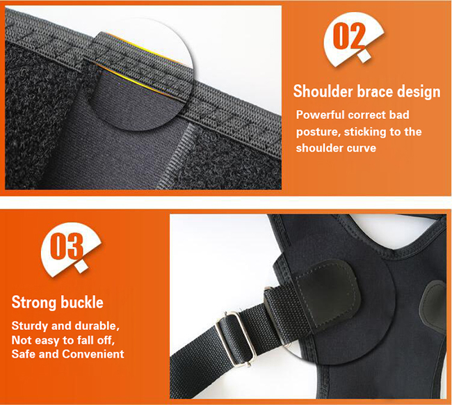 shoulder brace design