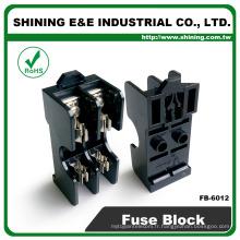 FB-6012 Porte-fusible en verre de 600 ampères