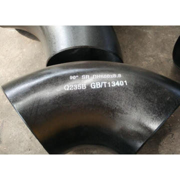 DN600 SR BW PIPE ELBOW