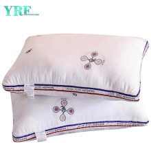 Hotel Collection Elastic Polyester Stuffer Pillow Comfortable Relief Pain