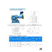 Machine de traction intégrée AC-2