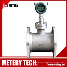 Digital-Ziel-Diesel-Öl-Durchflussmesser Öl-Durchflussmesser CE / ISO zugelassen