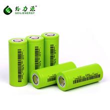 Venta al por mayor de bajo precio recargable ciclo profundo 2500 mah 26650 lifepo4 batería 3.2 v batería de fosfato de hierro de litio