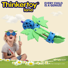 Chine Bâtiments en plastique Bricks Birds Toy Plastic Plastic Block Toys