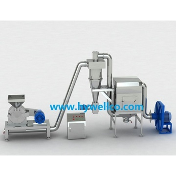 Walnut Fine Powder Crushing Machinery