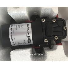 bomba de agua eléctrica a presión de alta presión pequeña bomba de agua autocebante 12v dc de diafragma