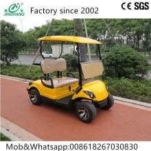 2 carros de golf eléctricos de los asientos en venta