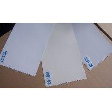 Tissu à fermeture éclair à rouleaux