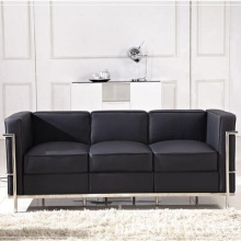 Modern Classic Office Leather Sofa LC2