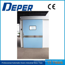 Automatic door for hospital operation room