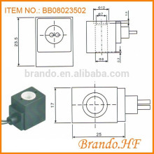 Pneumatic 4V Series Cable Connection Solenoid Valve Coil