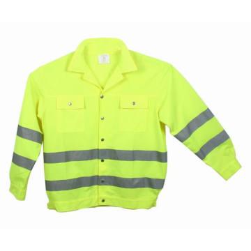 (RDJ-3002) Jaqueta de Segurança Reflexiva