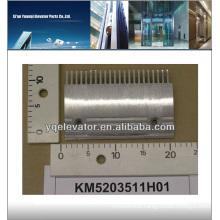 escalator comb KM5203511H01