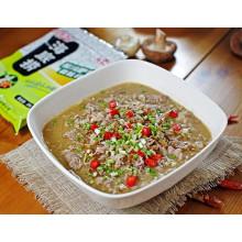 Haidilao Sour sopa tempero de carne no verão