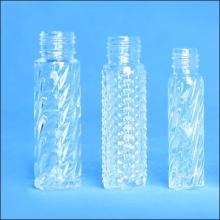 Botella de vidrio cosmético hecho en China
