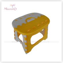 Sturdy Plastic Foldable Stool for Easy Storage