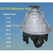 EQ153 Assy diferencial para eixo traseiro Dongfeng