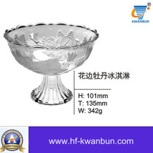 Ice Cream Glass Bowl Doces Doce Tigela Copos Kb-Hn0151