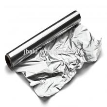 bandeja de folha de alumínio de embalagem / bandeja de assado oval de tamanho médio