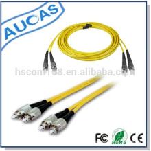 Cable de remiendo óptico de la fibra al aire libre del precio de fábrica similar al cable de la red del cable de remiendo del systimax