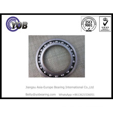 Rodamiento de bolas de ranura profunda para máquinas industriales 16015