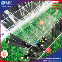 Waterproof Clear Handmade Acrylic Pen Holders