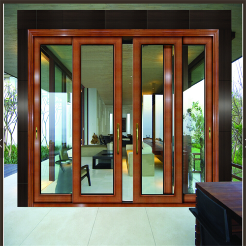 Aluminum Heavy Duty Lift&Sliding Doors