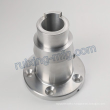 Precision Aluminum Rotate Base Machining Part