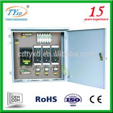 flush mounted 3 phase mcb electrical power distribution panel board box