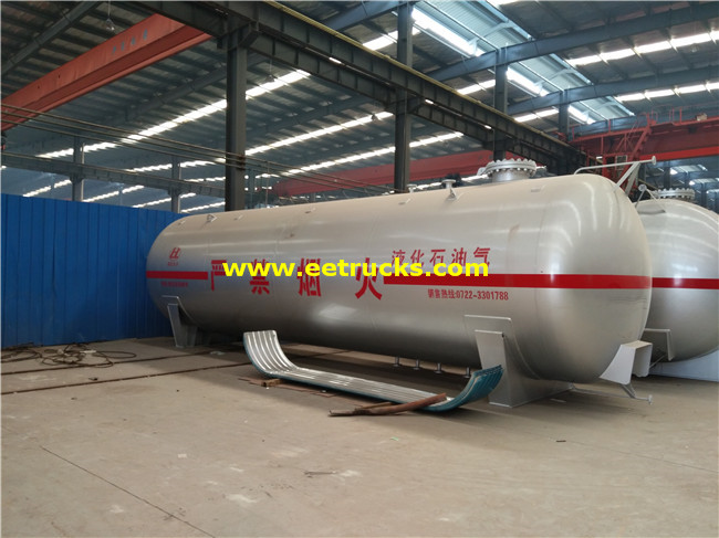 25T ASME LPG Storage Tanks
