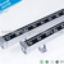 CUL zugelassenes Projekt 18w 24w 36w LED-Wand-Unterlegscheibe Licht rgb mit DMX-Steuerung
