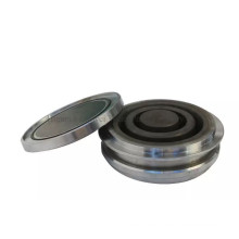 Tungsten Carbide Laboratory Grinding Bowl