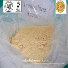 Pharmazeutisches Grade Raw Steroid Pulver Trenbolon Acetat mit hoher Clearance