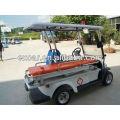 EXCAR горячая Продажа электрическая тележка машины скорой помощи с сертификатом CE