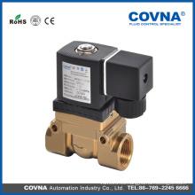 Válvula de solenoide de gas de trabajo de largo tiempo, válvula de solenoide de gas natural, válvula de solenoide de gas