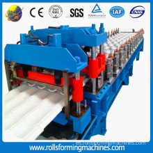 Villa esmaltado Roof Tile Roll Forming Machine