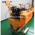 Vibration Road Roller Machine with Single Wheel