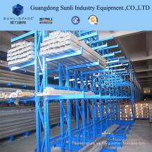 Long Conduits Warehouse Steel Storage Rack Estanterías