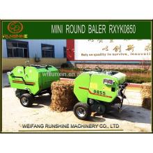 RXYK0850 cylinder shape mini roll baler