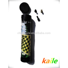 Luxuxschachsatz des Flaschenflaschenpakets