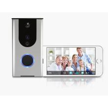 Skybell wireless video doorbell with intercom pir motion sensor free Mobile APP