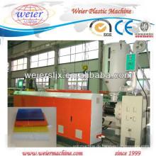 Einschneckenextruder / Kunststoff-Extruder-Maschine