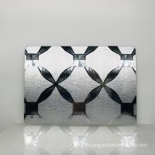 Modern Design Acrylic Wall Mirror Decorative