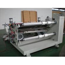 Halbautomatische Rollenschneidemaschine