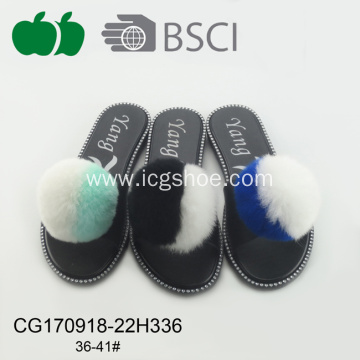 Ladies Hot New Outdoor Summer Cute Slipper