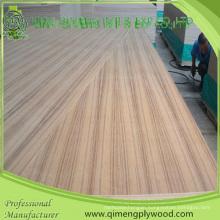 a, AA, AAA Grade Burma Teak Plywood for Decorative and Furniture