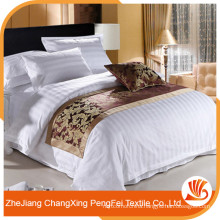 Hot sales White Polyester Bed Sheet For Hotle Or Hospital