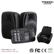 Heißer Verkaufs-beweglicher Ton-Kasten mit PA-System